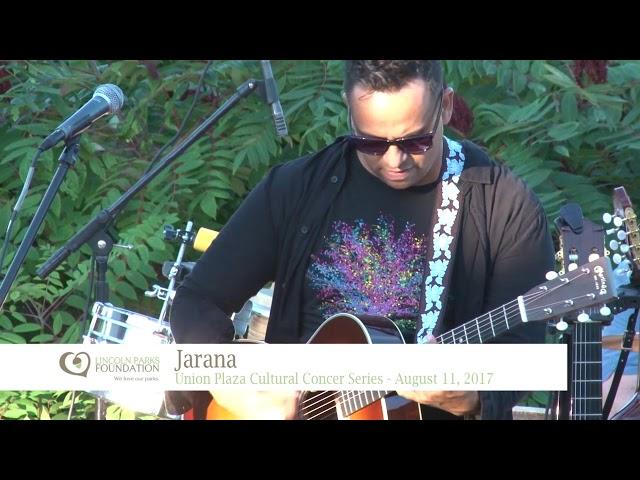 Union Plaza Cultural Concerts: Jarana
