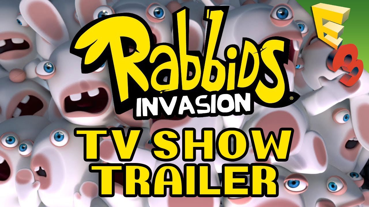 Rabbids Invasion Tv Show