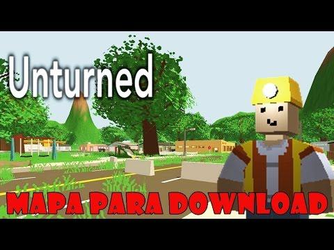 Unturned- Mapa para Download