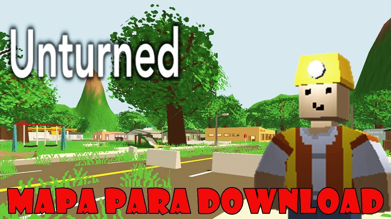 Unturned mapa para download youtube unturned mapa para download gumiabroncs Image collections