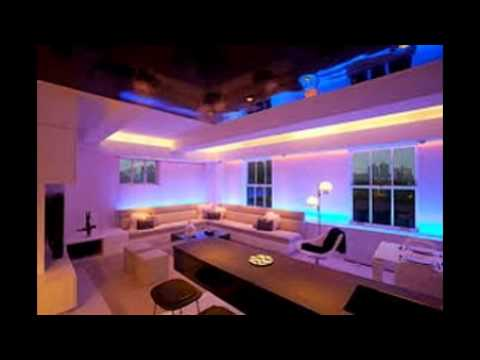 Design led lighting for home