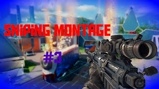 Sniping Montage part 3!!! Call of Duty BO3!!!