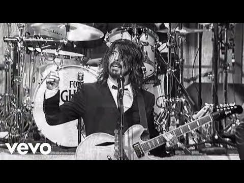 Foo Fighters - Arlandria (Live on Letterman) Thumbnail image