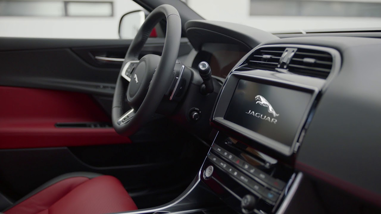 Jaguar Xe 2019 Interior Design Youtube