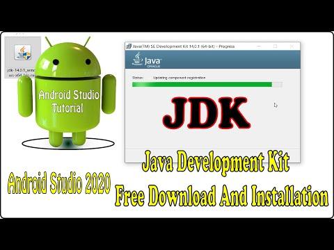 JDK   Java Development Kit Free Download And Installation 2020   Android Studio Tutorial 2020