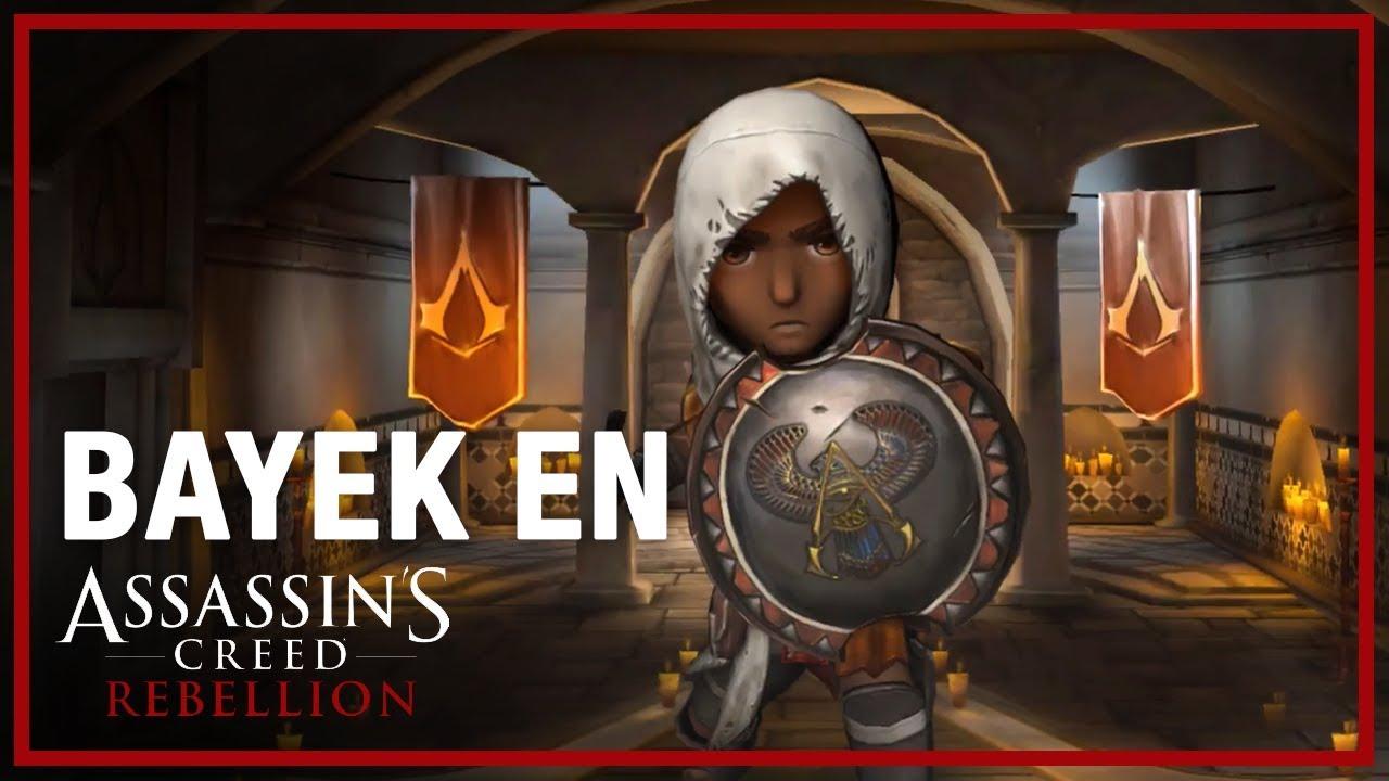 Assassin S Creed Rebellion Bayek Youtube