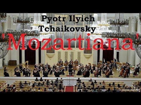 Пётр Ильич Чайковский - Сюита №4 «Моцартиана» Op.61 24.10.2018 БЗФ