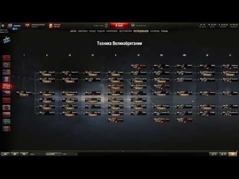 Какие танки ФРАНЦИИ качать в WoT | #Танкосмотр2020 Итог по всем веткам World of Tanks