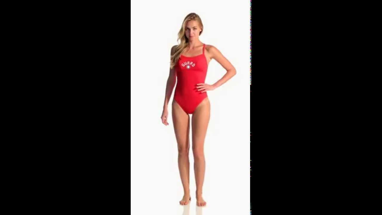 8504d800c6f05 TYR Lifeguard Durafast Lite Diamondfit Reversible One Piece Swimsuit |  SwimOutlet.com