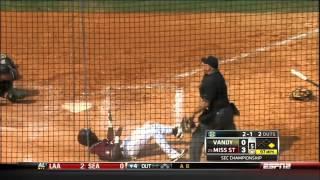 SEC Top 5 Plays - Best of SEC Baseball Tournament