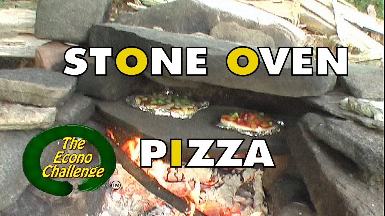 how to make a stone baked pizza oven