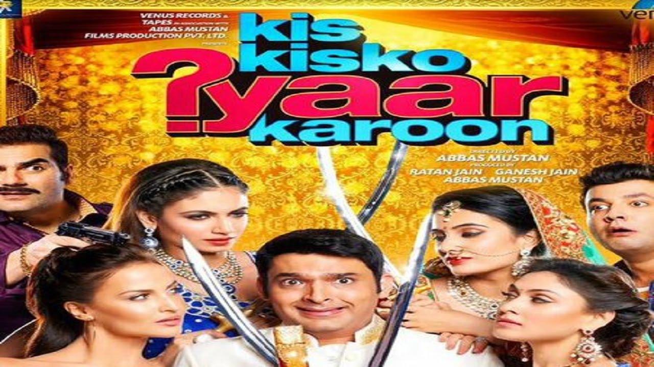 hindi movie kis kisko pyaar karoon mp3
