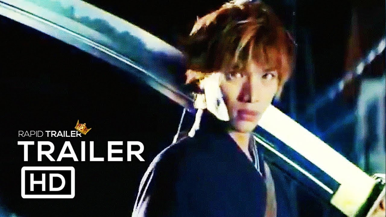 bleach official trailer 2018 live action movie hd youtube