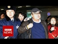Kim Jong-nam death: Malaysia police hold female suspect - BBC News