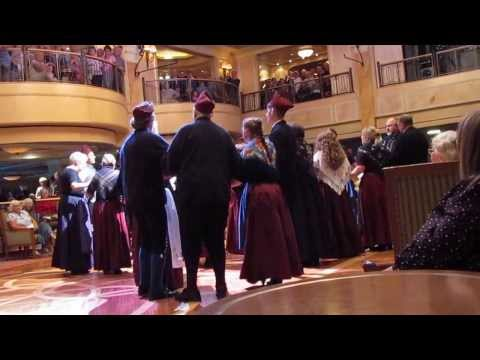 The Faroese Dance