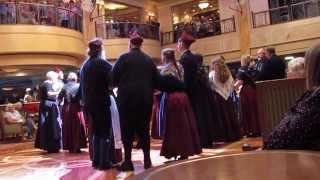 The Faroese Dance