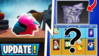 *NEW* Fortnite Update!   Tier 1 S9 Battle Pass Skin, Official Event Time, Shadow Bomb!