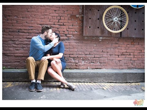 Pioneer Square Maternity Photography Session | Seattle