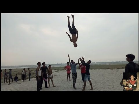 Best India Parkour Stunt Video 2018 { Dancer Sunny Arya }