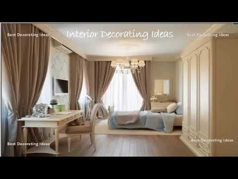 Modern Pictures of Living Room Decorating | Best Pics of Simple Curtain Ideas for