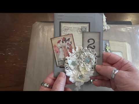 DIY Altered Seed Packet Envelopes #Vintage #junkjournal - Craft Project Share