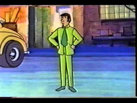 Hot Wheels 1969 Cartoon tv  series