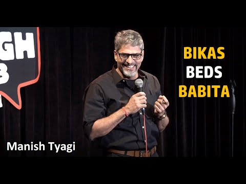 Growing up in Ranchi - Stand up Comedy by Manish Tyagi
