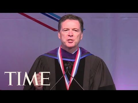 """Students Chant 'Get Out' During James Comey's Speech At Howard University: """"Not Our Homie""""   TIME"""
