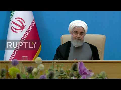 Iran: White House suffers from 'mental retardation' - Rouhani mocks new sanctions