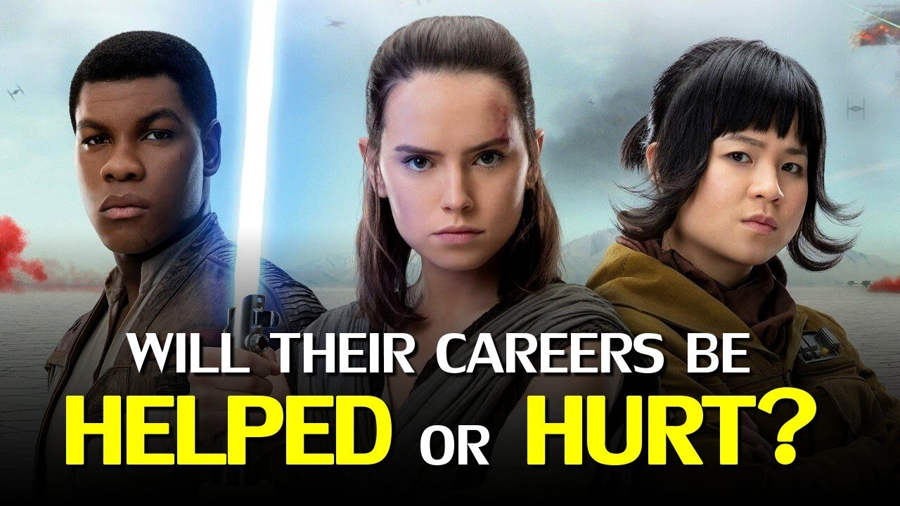 Will STAR WARS help or hurt the careers of the actors fronting the franchise?