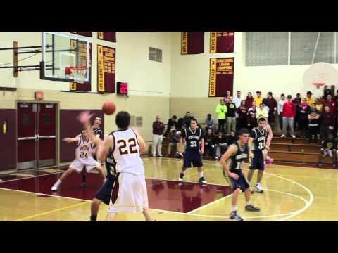 Joe Crane Cardinal Spellman Highlight Video