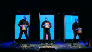 Blue Man Group (B-roll)