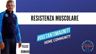 FIJLKAM Workout con Felice Romano pt.5