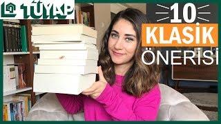 10 Klasik Kitap Önerisi l TÜYAP Kitap Fuarı 2018 Özel