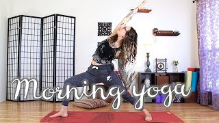 Morning Energizing Yoga Sequence - Full Body 20 Minute Revitalizing Flow