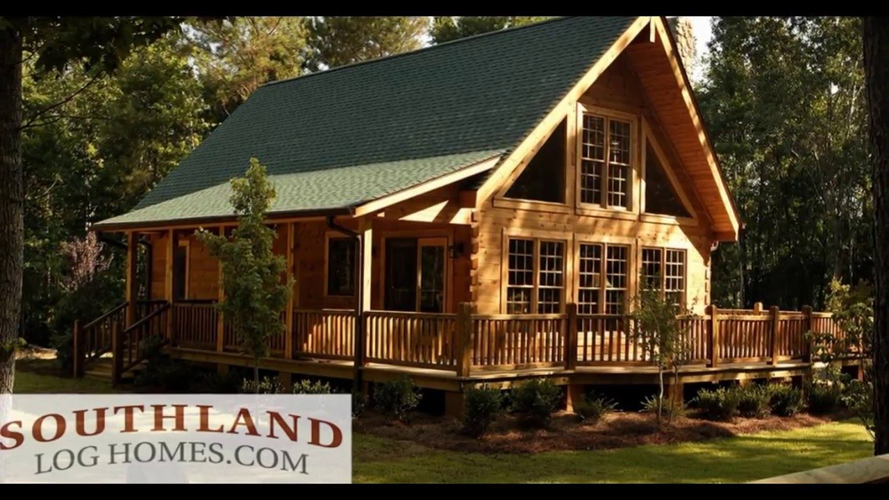 Superbe Southland Log Homes | Southland Log Homes Prices | Southland Log Homes  Reviews   YouTube