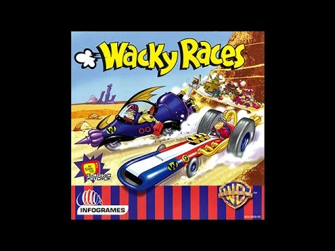 Wacky Races Board Game Deluxe