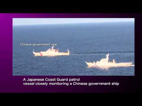 China's Maritime Activities in the Asia Pacific Region and Japan's Reaction