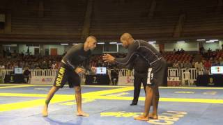 Erberth Santos X Romulo Azevedo Belo Horizonte Jiu Jitsu No Gi IBJJF Chionship 2016 Final