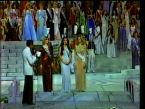 Miss Universe 1980  Crowning Moment