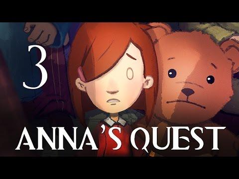 Annas Quest -  Прохождение игры на русском [#14]