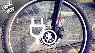 Электровелосипед спустя пол года