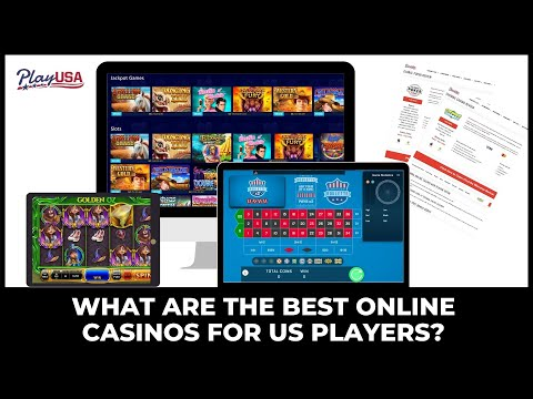 Best Online Casinos USA 2020 - Best Online Casinos For USA Players from YouTube · Duration:  4 minutes 3 seconds