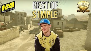 CS:GO BEST OF s1mple (Insane Clutches, Stream Highlights, Crazy Plays)
