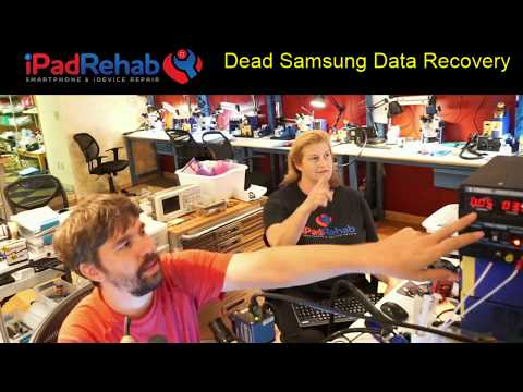 Dead Samsung Galaxy Data Recovery---Make it alive again!