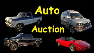 Wholesale Auto Auction Car Truck & Vehicle Auctions