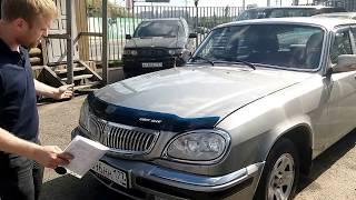 Видеообзор ГАЗ 31105 2006 Chrysler 137 л.с.