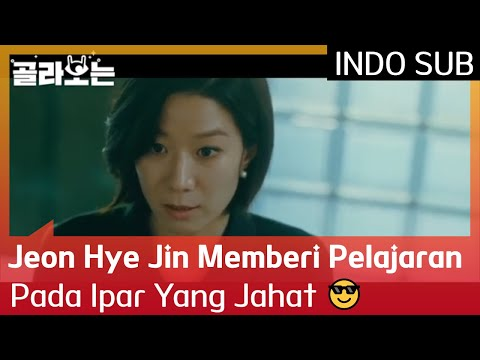 Jeon Hye Jin Memberi Pelajaran Pada Ipar Yang Jahat 😎 #SearchWWW 🇮🇩 INDO SUB 🇮🇩