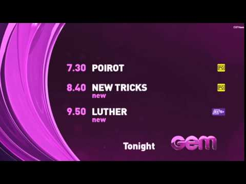 NBN Television / Gem | Lineup - (24.09.2015)