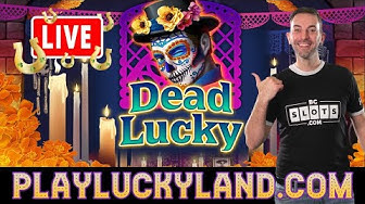 🔴 LIVE 🎰 $1,000SC on LuckyLand Social Casino Slots Online! 🔥Join Brian with BCSlots #ad